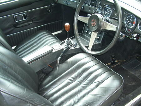FACTORY GT V8,No. 934 Tundra Interior