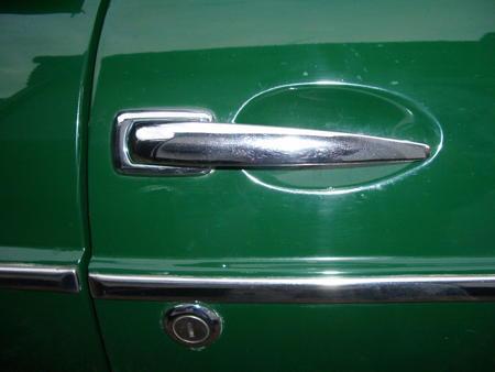 MGB 1964 Door handle