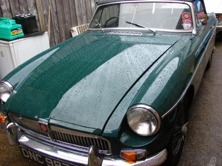 MGB 1965 MK1 Front