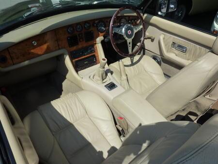 MGR V8 1995 Interior
