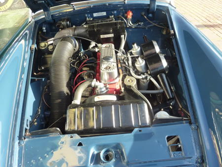 MIDGET - 1968 engine