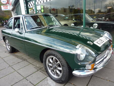 MGB GT HERITAGE SHELL Front