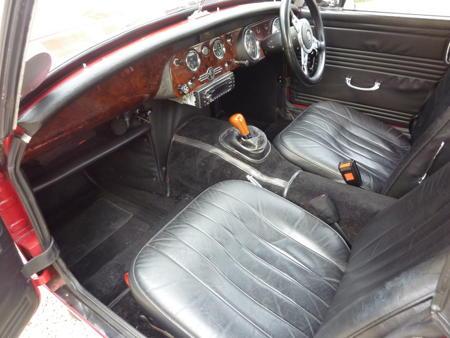MIDGET Special 1971 Interior