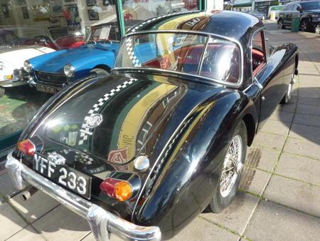 MGA 1600 MK2 Coupe - 1961 Back