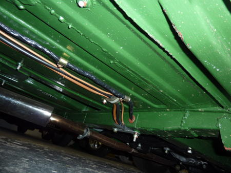 MGB GT - 1978 under