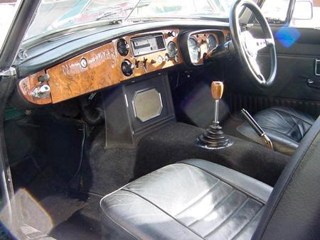 MGB 1970 Interior