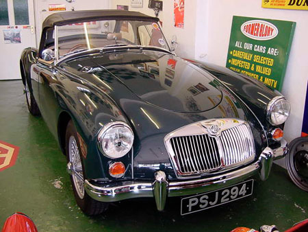 MGA 1600 1959