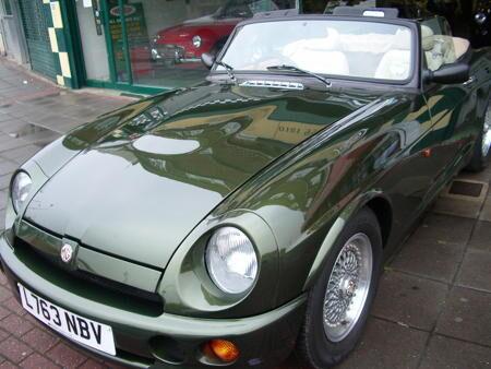 MGR V8 - 1994 Front