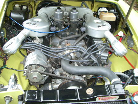 Audi New Cars >> MGB GT V8 - 1974 - Former Glory